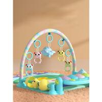 婴儿健身架器脚踏钢琴玩具0-3-6-12个月女孩男孩宝宝0-1岁