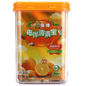 【当当自营】每伴 金品香橙清清宝 2段 320g/听