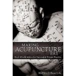 【预订】Making Acupuncture Pay: Real-World Advice for Successfu