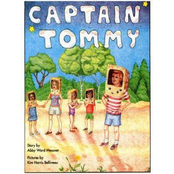【预订】Captain Tommy 美国库房发货,通常付款后3-5周到货!