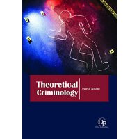 英文原版Theoretical Criminology理论犯罪学