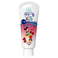 狮王(lion)牙膏米奇小童用牙膏 草莓味 60g