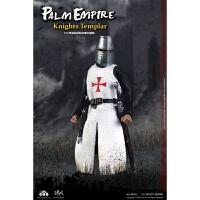 MODEL掌上帝国系列古代骑士1/12兵人模型 条顿骑士 圣殿 医院品质定制新品 圣殿骑士比例1比12 现货