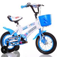 儿童自行车2-3-4-6岁男宝宝童车12-14-16-男孩子单车脚踏车