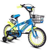 儿童自行车2-8岁14寸16寸18寸男女宝宝小孩童车脚踏单车