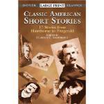 【预订】Classic American Short Stories