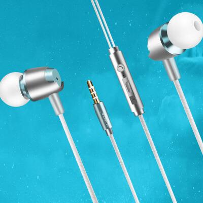 苹果耳机入耳式iphone6 5s 6s 4S 6plus ipad线控耳塞