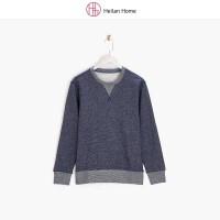 圆领套头卫衣男 Heilan Home/海澜优选生活馆
