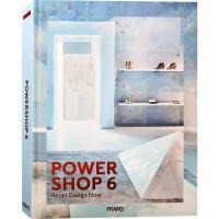 POWER SHOP 6 环球商店第6集 专卖店门面与室内设计 服装鞋帽体育用品眼镜化妆品珠