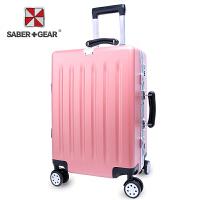瑞士军刀铝框 万向轮小米款 拉杆箱登机箱4色可选旅行箱 20-24寸
