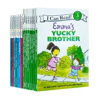 英文原版 I Can Read ICR 第三级 15册合售 [4-8]