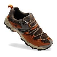 绑带单鞋男户外鞋透气防滑登山鞋 徒步鞋男鞋防滑耐磨透气鞋 橘黄