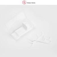 弓形20支白色剔牙牙线棒便携装 Heilan Home/海澜优选生活馆