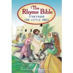 【预订】The Rhyme Bible Storybook for Little Ones