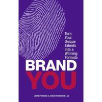 【预订】Brand You: Turn Your Unique Talents Into a Winning