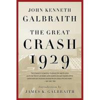 【预订】The Great Crash 1929