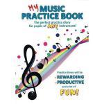 【预订】My Music Practice Book