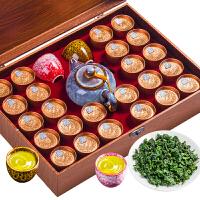 安溪铁观音茶叶礼盒装特级浓香型500g春节年货*福建乌龙茶
