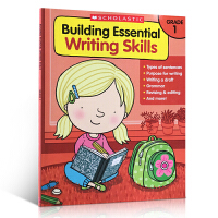 英文原版 Building essential writing skills grade 1 写作技巧 小学生练习册
