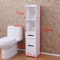 防水浴室置物架落地卫生间用品置地式洗手间厕所3层收纳架子三层