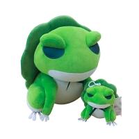 旅行青蛙公仔毛绒玩具娃娃小号玩偶蛙儿子挂件情人节礼物女友