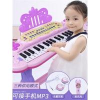 可弹奏音乐玩具宝宝小钢琴3-6岁1儿童电子琴女孩初学者入门