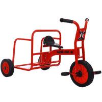 儿童三轮车脚踏车男女宝宝双人玩具车2-5-8岁