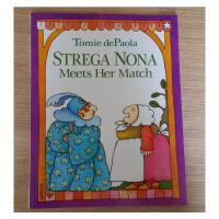 Strega Nona Meets Her Match 汪培�E第五阶段菜单推荐 英文原版