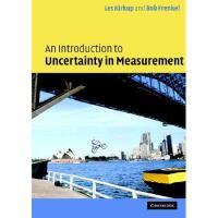 【预订】An Introduction to Uncertainty in Measurement Using
