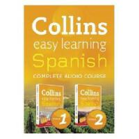 【预订】Collins Easy Learning Audio Course: Complete Spanish