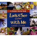 【预订】Look & See Michigan with Me: A Picture Puzzle Book
