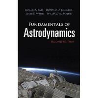【预订】Fundamentals of Astrodynamics: Second Edition