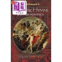 【中商海外直订】Chapman's Homeric Hymns and Other Homerica