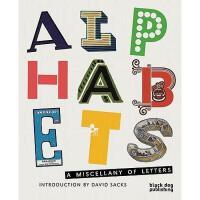 【预订】Alphabets: A Miscellany of Letters