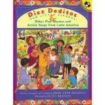 【预订】Diez Deditos and Other Play Rhymes and Action Songs
