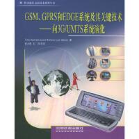 【包邮】 GSM、GPRS和EDGE系统及其关键技术:向3G/UMTS系统演化 [西]哈尔农,[西]罗梅罗,[西]梅尔