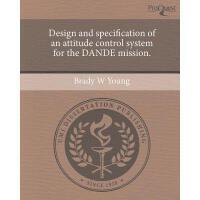 【预订】Design and Specification of an Attitude Control