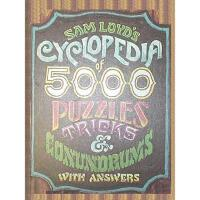 【预订】Sam Loyd's Cyclopedia of 5000 Puzzles Tricks and