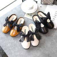 童鞋儿童凉鞋女童时尚公主鞋夏季新款中大童包头凉拖鞋潮