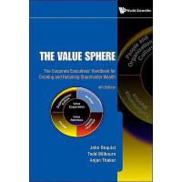 【预订】The Value Sphere: The Corporate Executives' Handbook