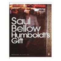 Humboldt's Gift 索尔・贝娄:洪堡的礼物