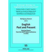 【预订】English Past and Present: Selected Papers from the