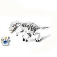 兼容乐高积木恐龙暴龙霸王龙恐龙世界男孩拼装积木启蒙玩具