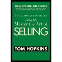 【预订】How to Master the Art of Selling