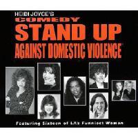 【预订】Comedy Stand Up Against Domestic Violence