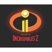 The Art of Incredibles 2 超人总动员2设定集皮克斯迪士尼电影艺术画册【英文原版】