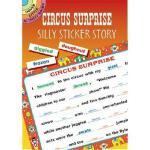 【预订】Circus Surprise Y9780486439518