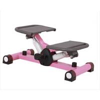 家用跑步瘦身减肥健身器材 静音左右摇摆多功能踏步机
