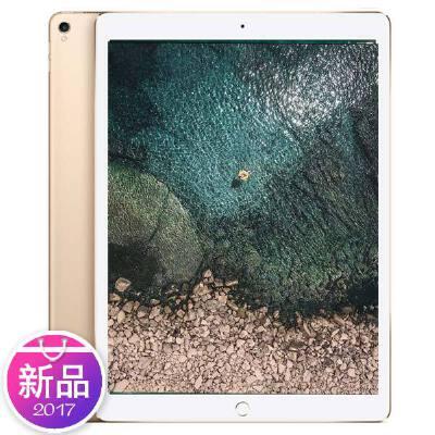 Apple苹果 iPad Pro 64G 12.9英寸平板电脑(WLAN版/A10X芯片/Retina显示屏/Multi-Touch)17新品!买套装送钢化膜!顺丰包邮
