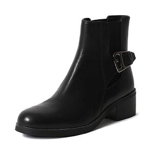 Teenmix/天美意专柜同款牛皮女靴6S141DD6